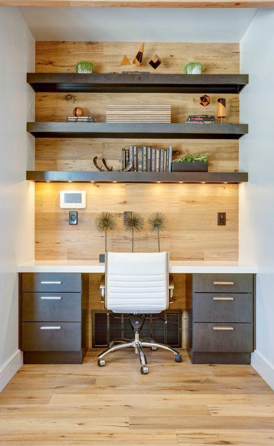 Small Home Office Design 15 Decor
