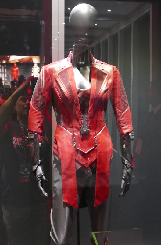 Scarlet Witch Avengers Age of Ultron costume