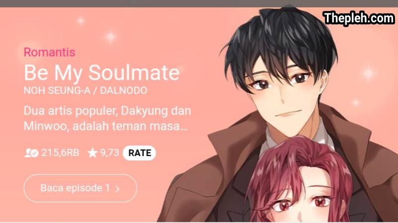 Be my soulmate webtoon