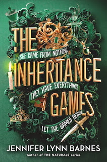 The Inheritance Games (The Inheritance Games #1) by Jennifer Lynn Barnes