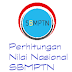 Cara Menentukan Nilai Nasional SBMPTN