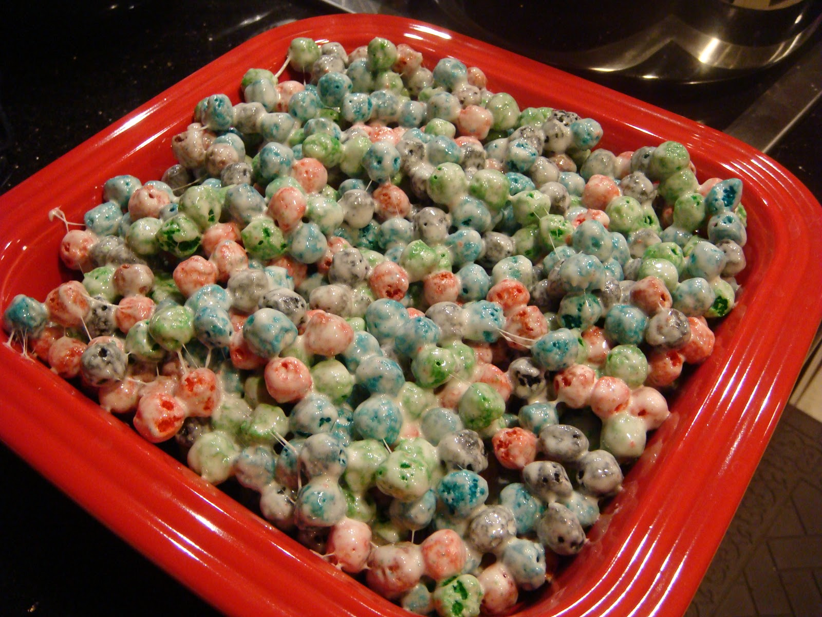 It S Like A Potato Marshmallow Treats Oops All Berries They're fruity, and colorful, and marshmallowy sticky! it s like a potato blogger