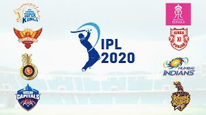 Updated VIVO IPL 2020 Points Table – Top 4 Teams Till Now