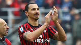 Milan set to offer 1-year contract extension for Ibrahimovic after season