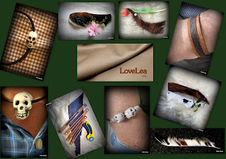 LoveLea's mood picture of men bracelets by S ozonder