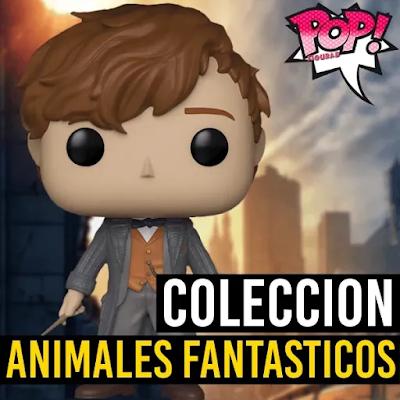 Coleccion funko pop de Animales Fantasticos lista completa