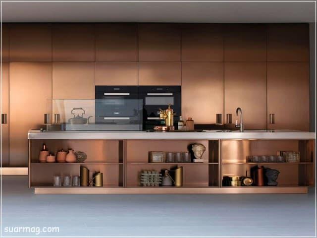 مطابخ مودرن خشب 5   Modern Wood kitchens 5