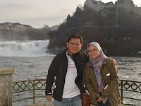 Pengalaman Berkunjung ke Rhine Falls, Air Terjun, Air Terjun Terderas di Eropa