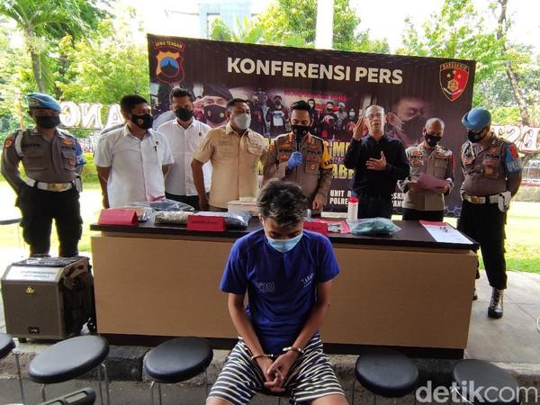 Anak Hajar Ayah Kandung hingga Tewas di Semarang Gegara Nota Penyetan