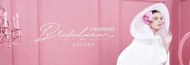 "Rizalman Design Makes You ""Angel On Wedding Day"""