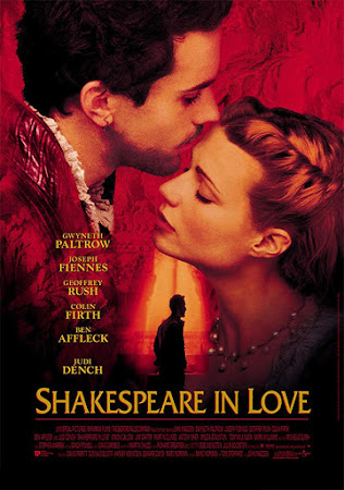 Poster Of Shakespeare in Love 1998 In Hindi Bluray 720P Free Download