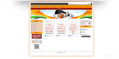 Aplikasi Pemesanan Tiket Bus Online - PHP