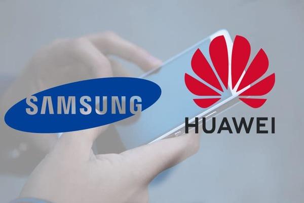 تقارير: رغم العقوبات هواوي تزيح سامسونغ كأكثر شركة مبيعات للهواتف الذكية