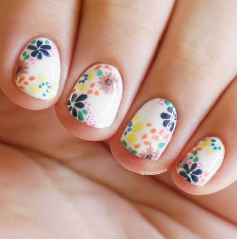 Cute Nail Designs for Every Nail - Nail Art Ideas to Try 💅 10 of 50