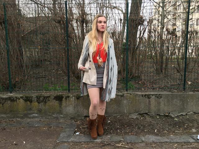 tenue femme