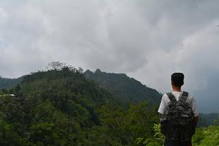 Puncak Gunung Kukusan