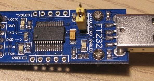 Moja elka programowanie arduino mini pro z użyciem