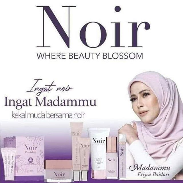 Eriyca Baiduri dari Noir Health & Beauty