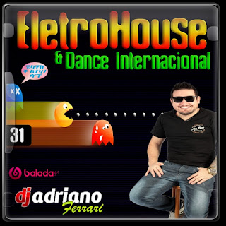 CD ELETRO-HOUSE E DANCE INTERNACIONAL VOL 31
