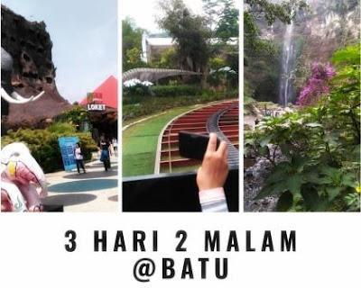 Itinerary Jogja-Malang
