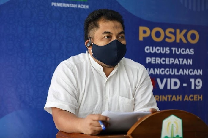 1.094 Pelajar Tanah Rencong di Luar Aceh sudah Terima Bansos Dampak Covid-19