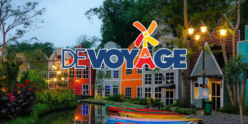 Tempat Wisata Devoyage Bogor