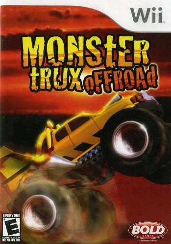 Monster%2BTrux%2BOffroad - Monster Trux Offroad Wii