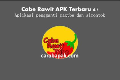 Cabe Rawit Tube APK 4.1 - Aplikasi Versi Terbaru cabe rawit| carabapak.com