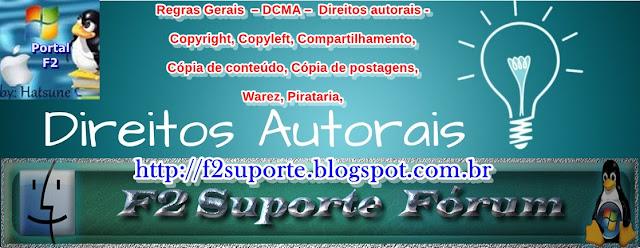 Copyright, Copyleft, compartilhamento, cópia de conteúdo, cópia de postagens, warez, pirataria,