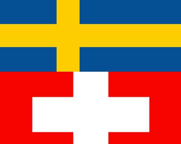 Mondiali 2018: SVEZIA SVIZZERA Streaming e Diretta TV su Canale 5