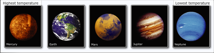 Sorted by Size Planets (page 4) - Pics about space