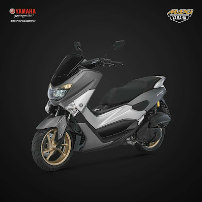 Yamaha NMax Facelift Model 2018