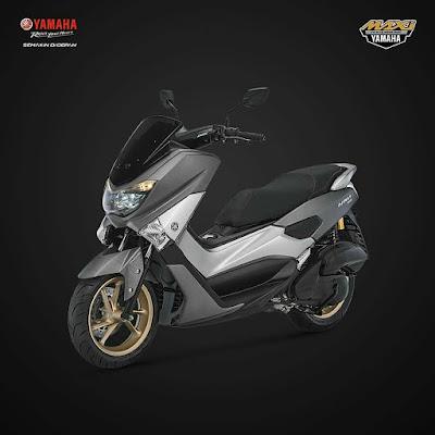 Yamaha NMax Facelift Model 2018
