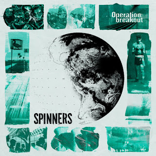 SPInnERS - (2019) Operation: Breakout - album front