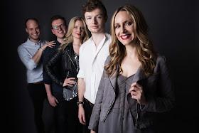 Apollo5  (Oliver Martin-Smith, Penelope Appleyard, Greg Link, Josh Cooter, Clare Stewart)