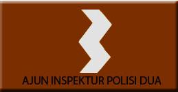 Lambang Pangkat Ajun Inspektur Polisi Dua (Aipda)