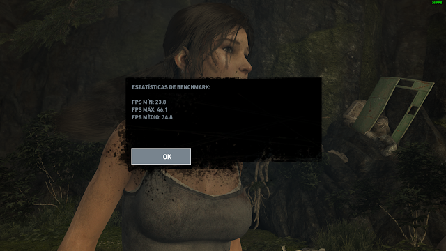 Benchmark Tomb Raider Linux