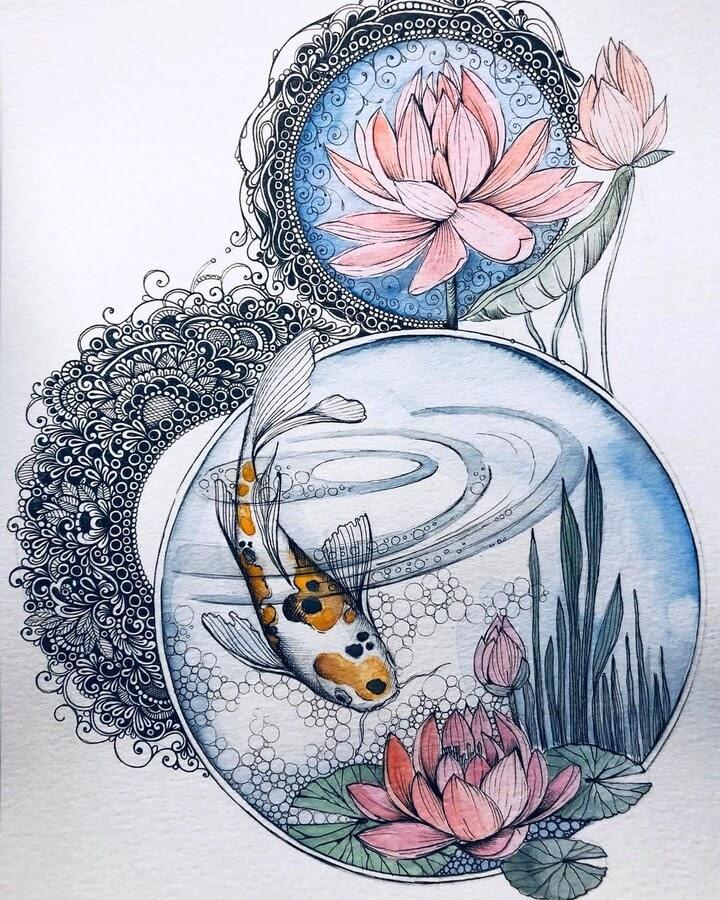 01-Goldfish-in-a-pond-sinArt-www-designstack-co