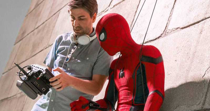 The director of Spider-Man: Far from home could leave the Sony franchise and sign for Marvel Studios