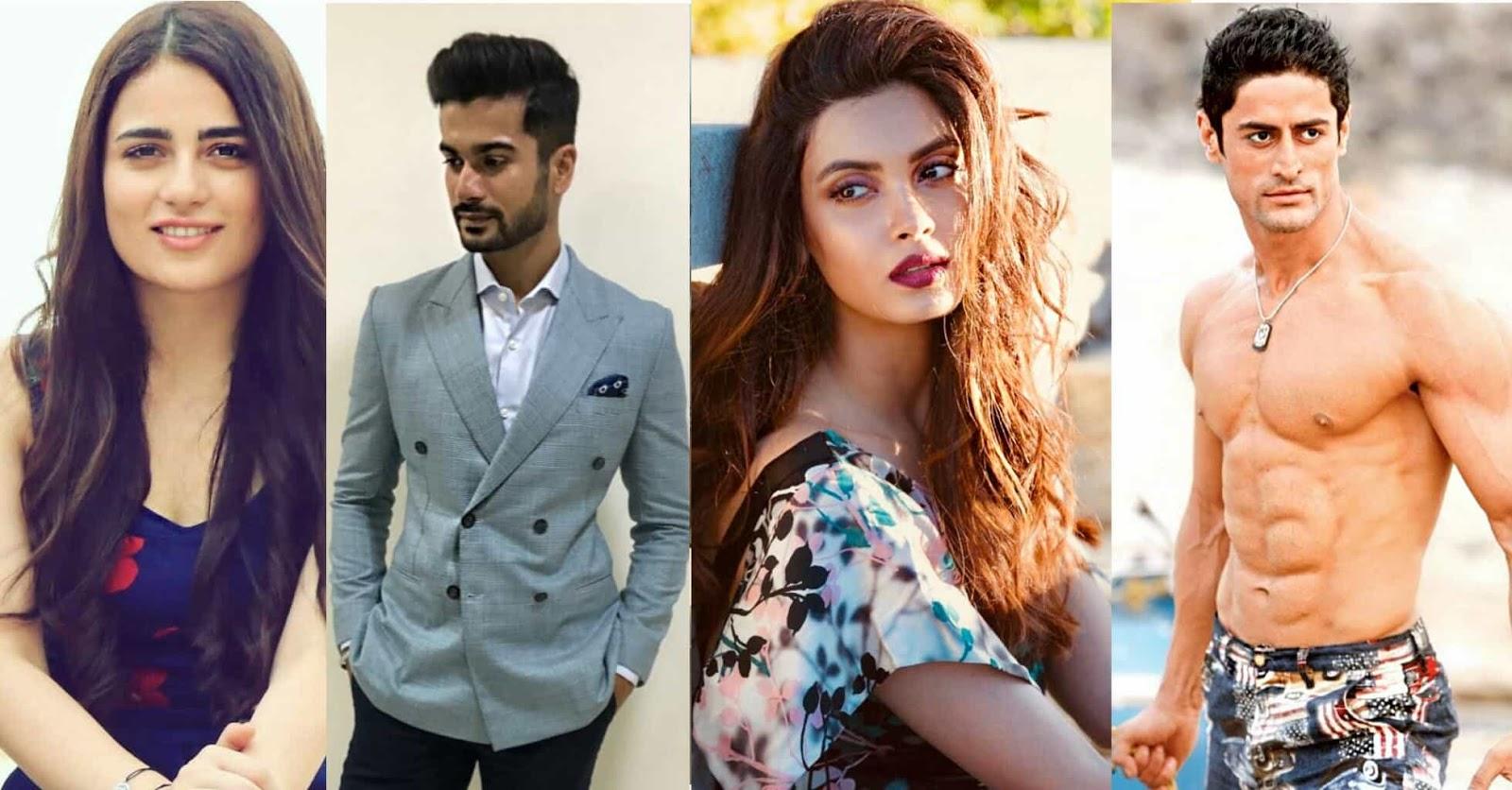 Meet the Star Cast Of The Movie Shiddat - Journey Beyond Love ...
