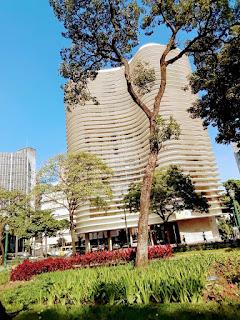 Edifício Niemeyer- Circuito Praça da Liberdade em Belo Horizonte