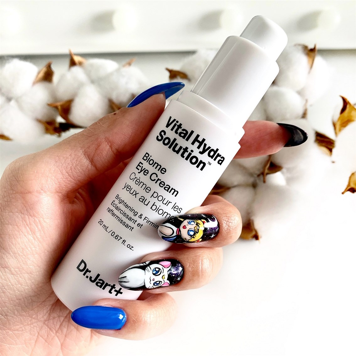 Dr. Jart+ Vital Hydra Solution Biome Eye Cream blog