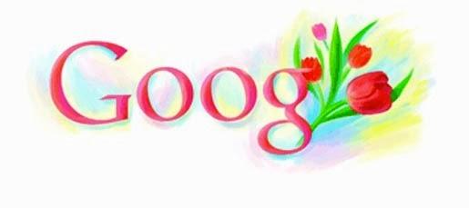 Google Doodle for International Women's Day 2010