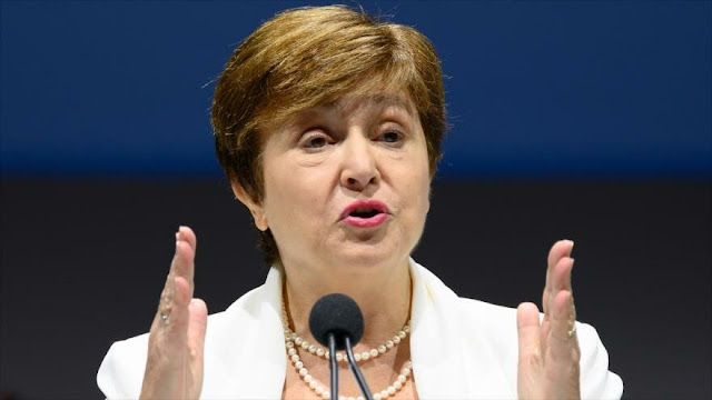 FMI felicita a Fernández tras asumir la Presidencia en Argentina