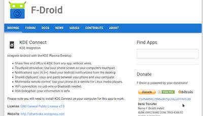 Transfiere archivos fácilmente en Kubuntu con tu teléfono móvil vía WLAN