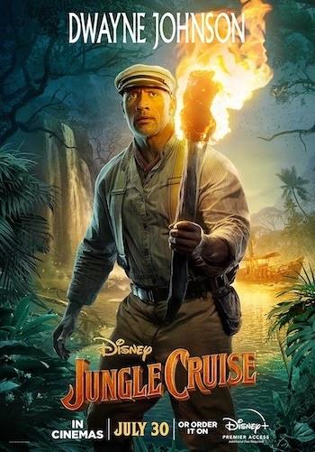 Jungle Cruise 2021 ORG Hindi (Cleaned) Dual Audio 1080p HDRip ESubs 1.8GB Download