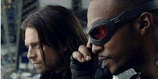 Serial Baru Falcon and Winter Soldier Serbu Disney+