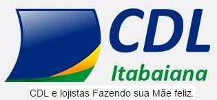 Promoção CDL Itabaiana Dia das Mães 2017