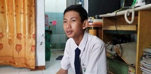 Hacker Cilik Siswa Madrasah Tangerang