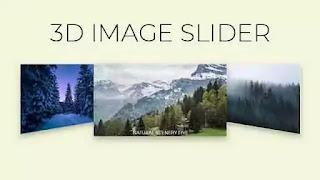 3d image slider